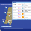Pronóstico del tiempo en Atacama: Del jueves 7 al lunes 11 de Julio de 2011