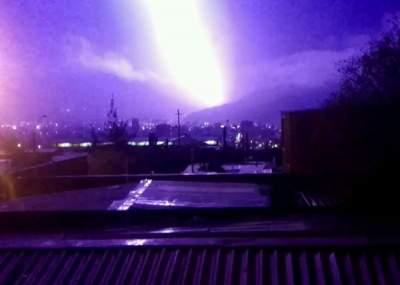 CHILE: Inundaciones y cortes de luz dejó tormenta en Copiapó