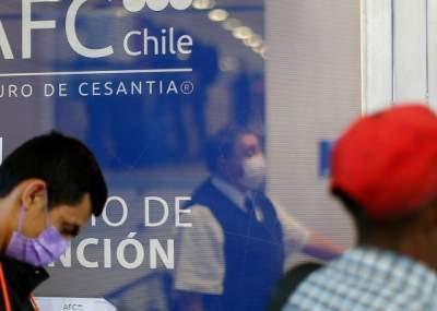 AFC Chile activa dos giros adicionales — Seguro de cesantía