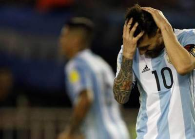 Periodista argentino arremete contra la albiceleste: