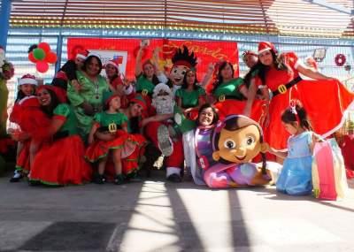 Jard n infantil las estrellitas de tierra amarilla celebr for Jardin infantil serrano 78