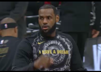 [VIDEO] NBA: las mejores volcadas de LeBron James, Durant y Curry