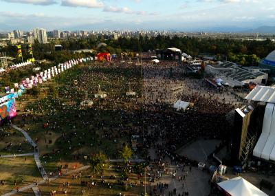 Los precios para Lollapalooza Chile 2019 — Con ustedes