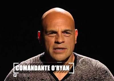 René O'Ryan, ex instructor de