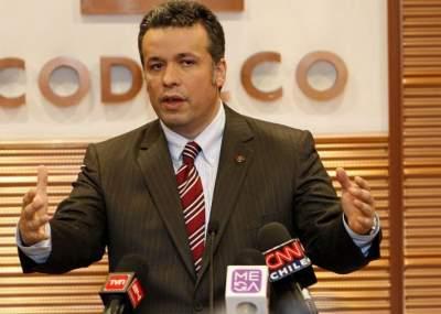 Presidente del directorio de Codelco sufre atentando explosivo en su hogar