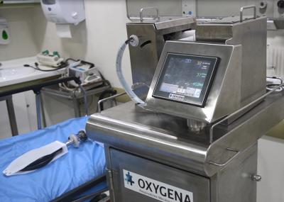 Oxygena VMI-19: El 1er ventilador de emergencia fabricado 100% en ...
