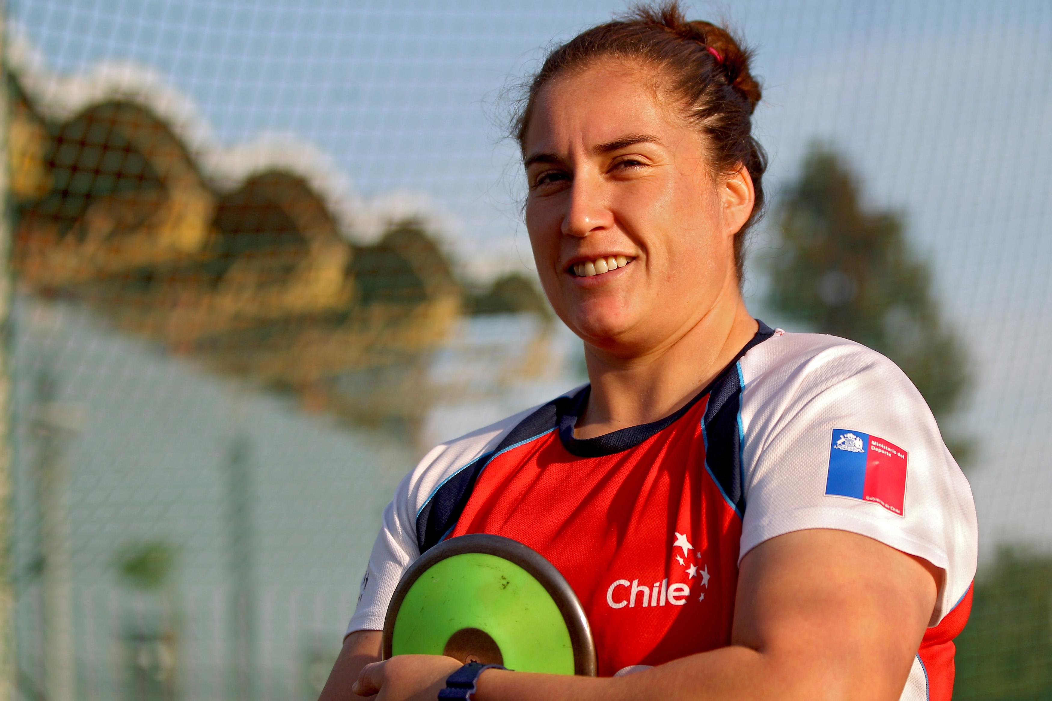 Orgullo regional: Karen Gallardo se lanza de Atacama a los JJOO Río 2016 |  El QueHayDecierto.cl , Noticias de Copiapó y Atacama